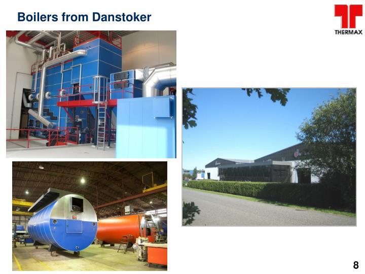 Boilers from Danstoker