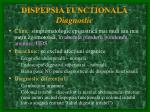 dispepsia functional diagnostic