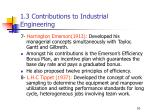 1 3 contributions to industrial engineering3