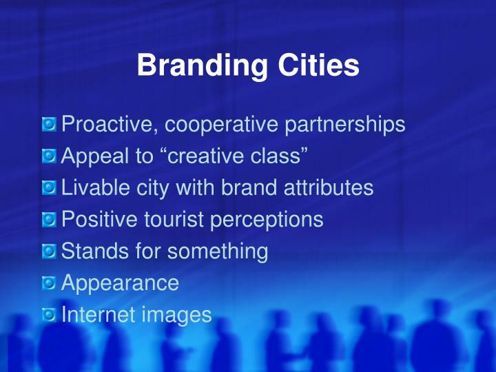 Branding Cities