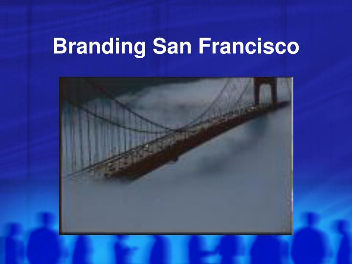 Branding San Francisco
