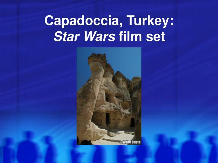 Capadoccia, Turkey: