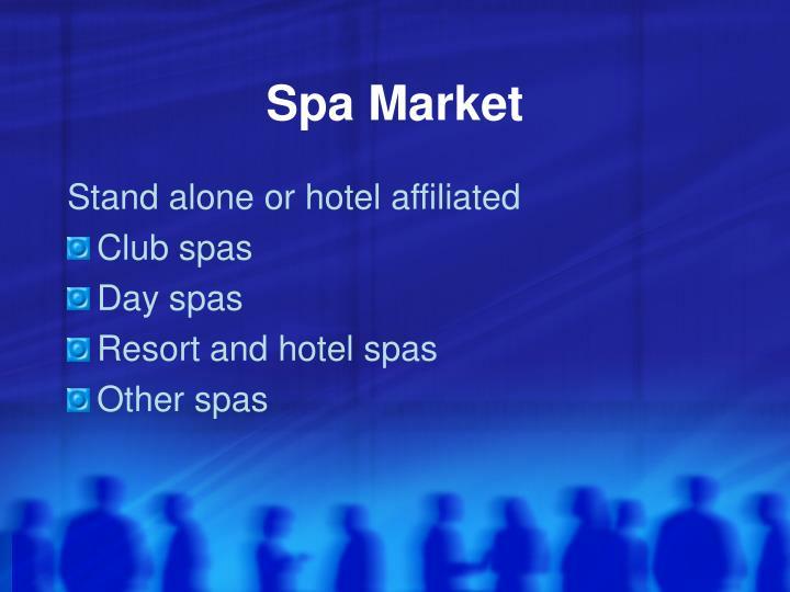 Spa Market