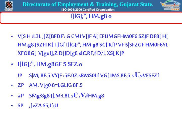 """I]lGJ;"""", HM.g8 o"""