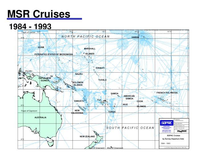 MSR Cruises