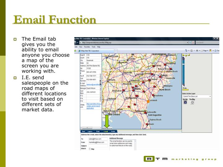 Email Function
