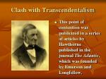clash with transcendentalism2