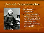 clash with transcendentalism5