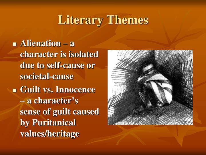 Literary Themes
