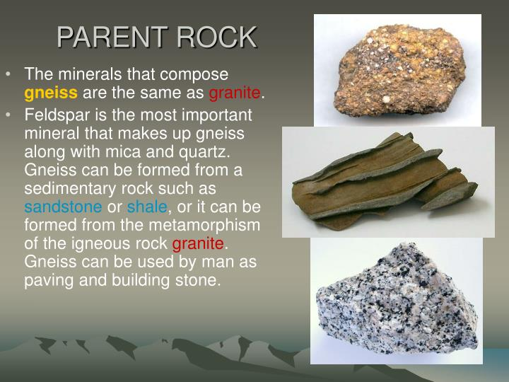 PARENT ROCK