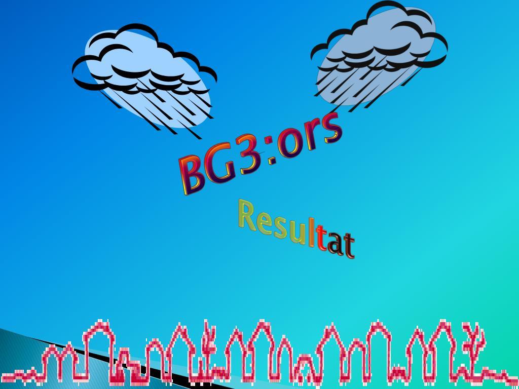 BG3:ors