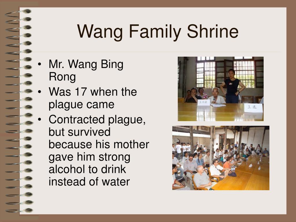 Wang Family Shrine