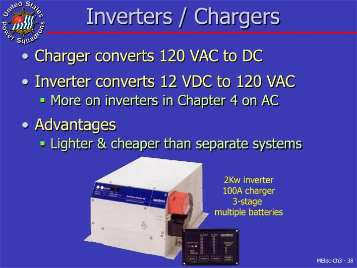 Inverters / Chargers