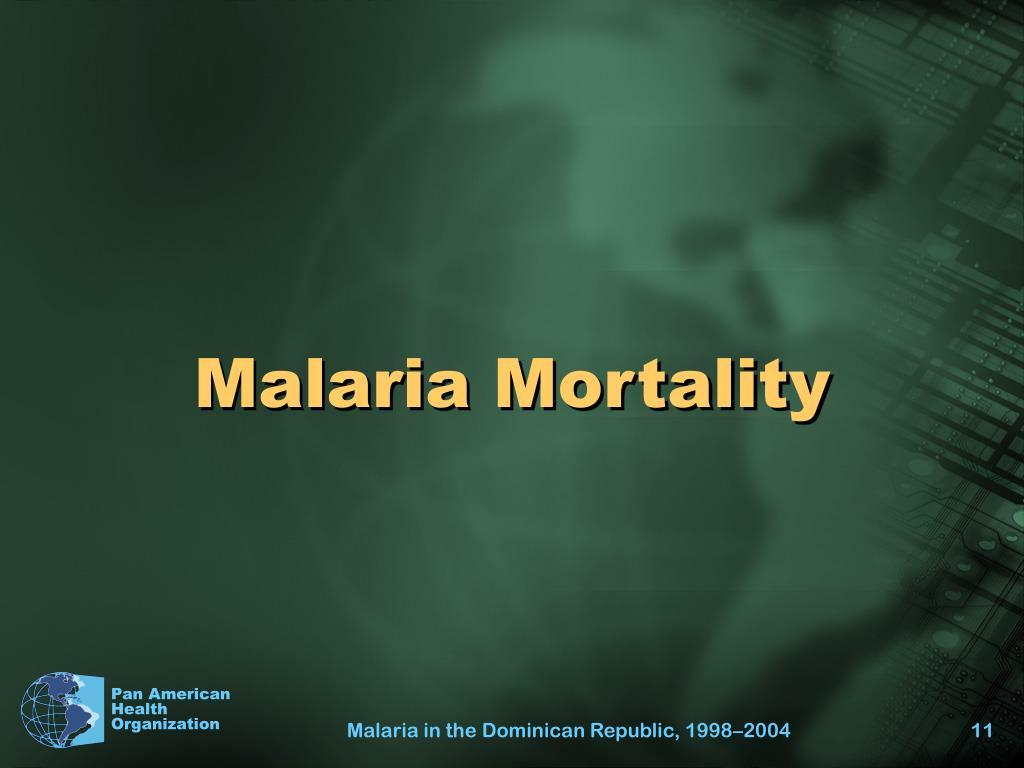 Malaria Mortality