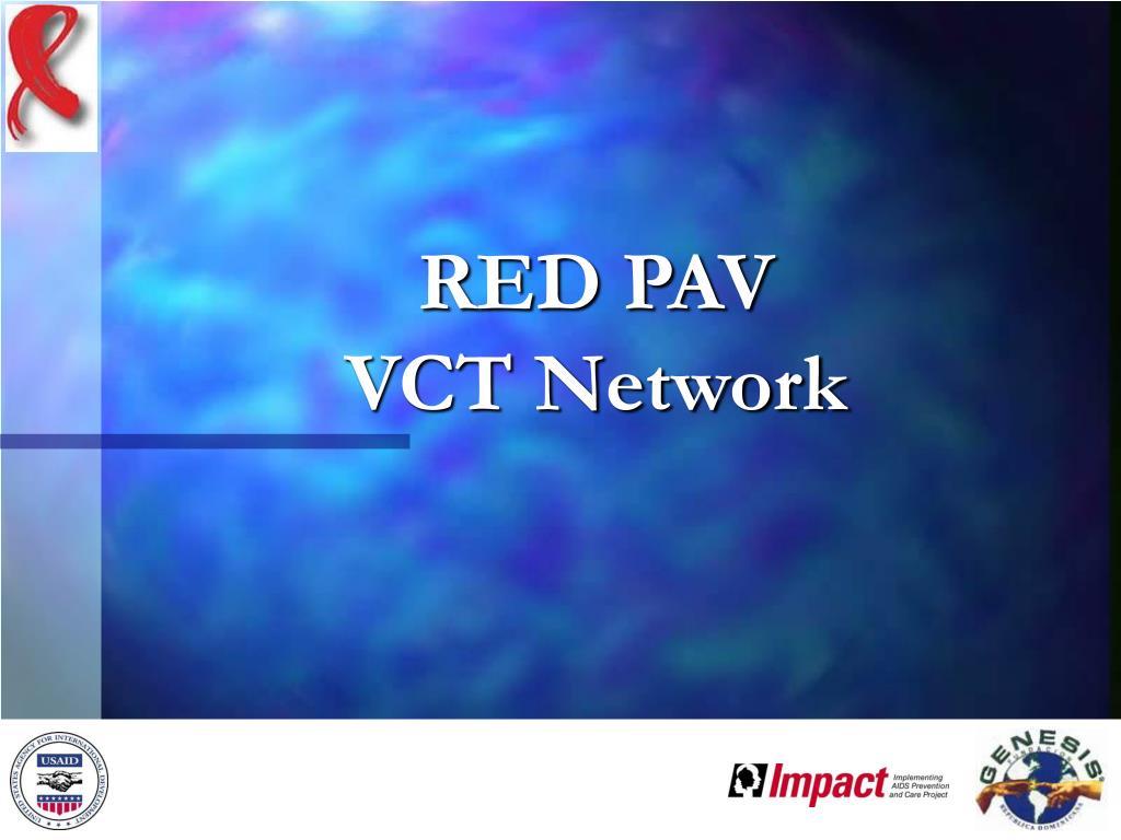 RED PAV