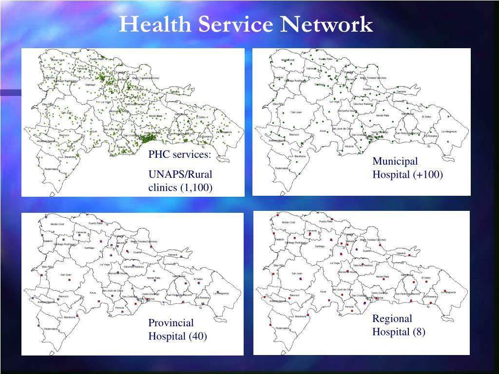 Health Service Network