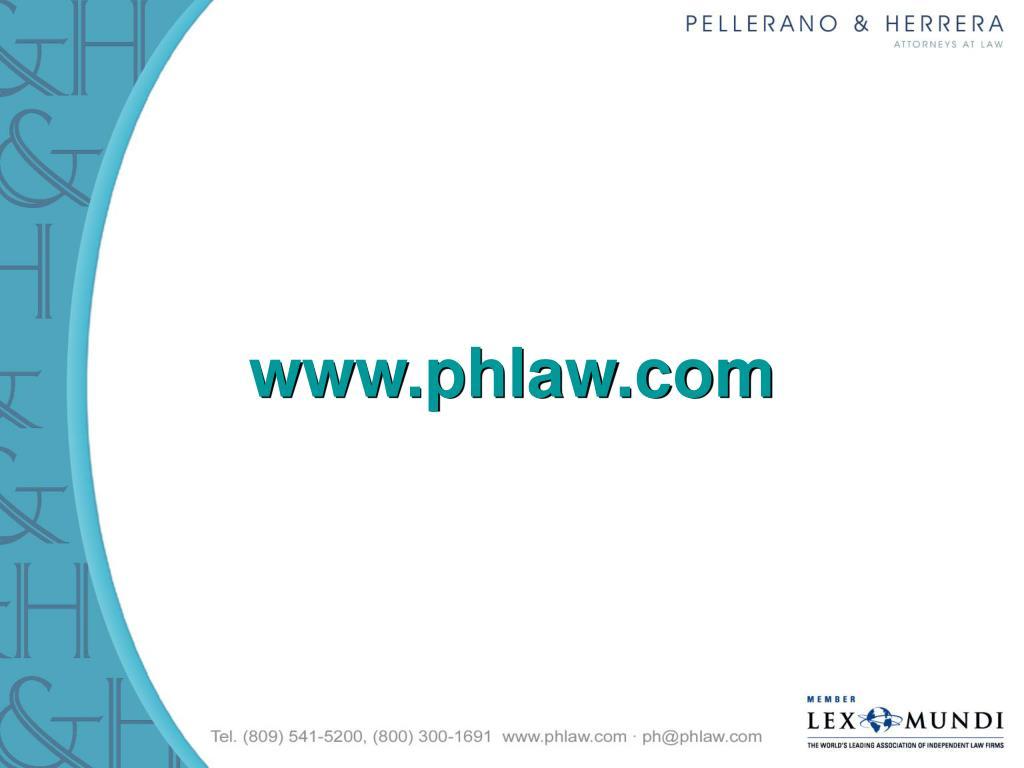 www.phlaw.com
