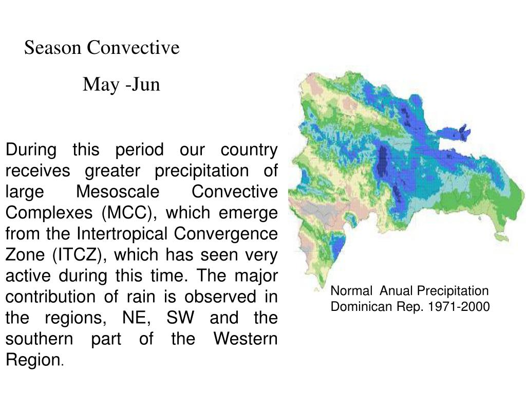 Season Convective