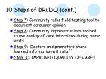10 steps of drcdq cont5