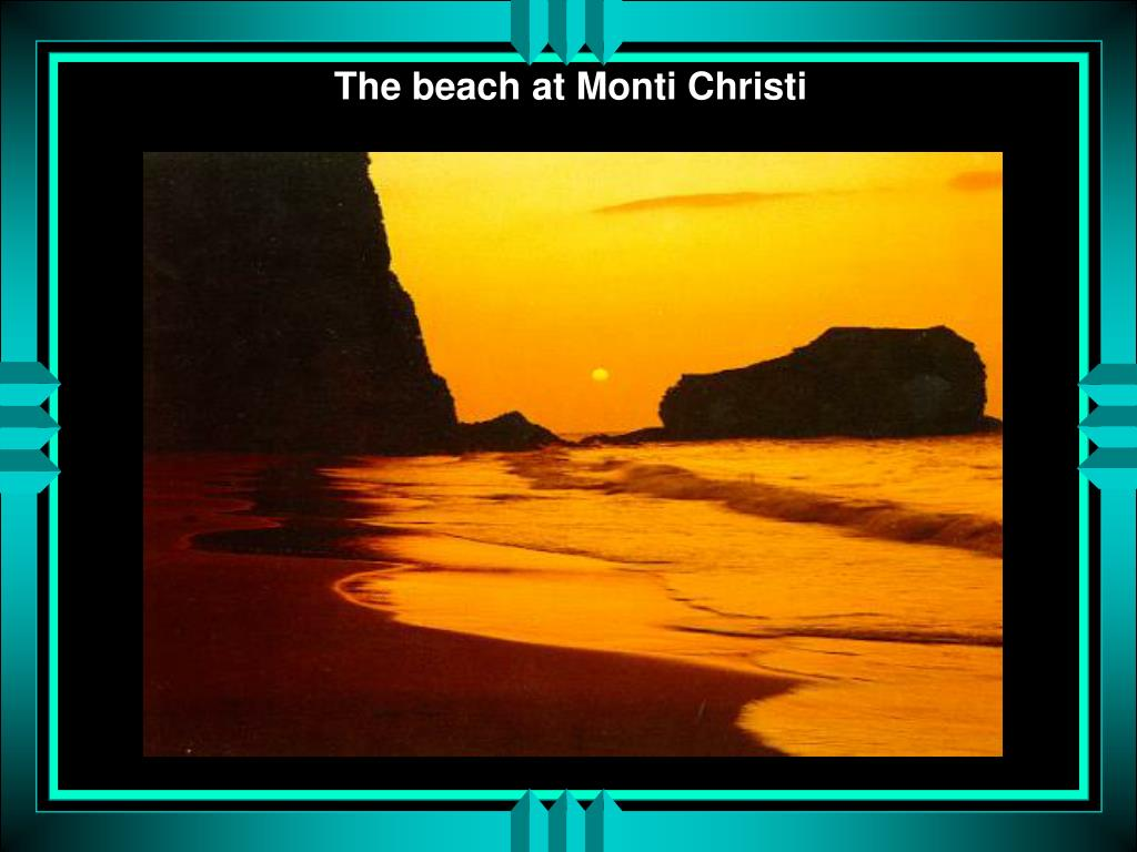 The beach at Monti Christi