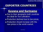exporter countries