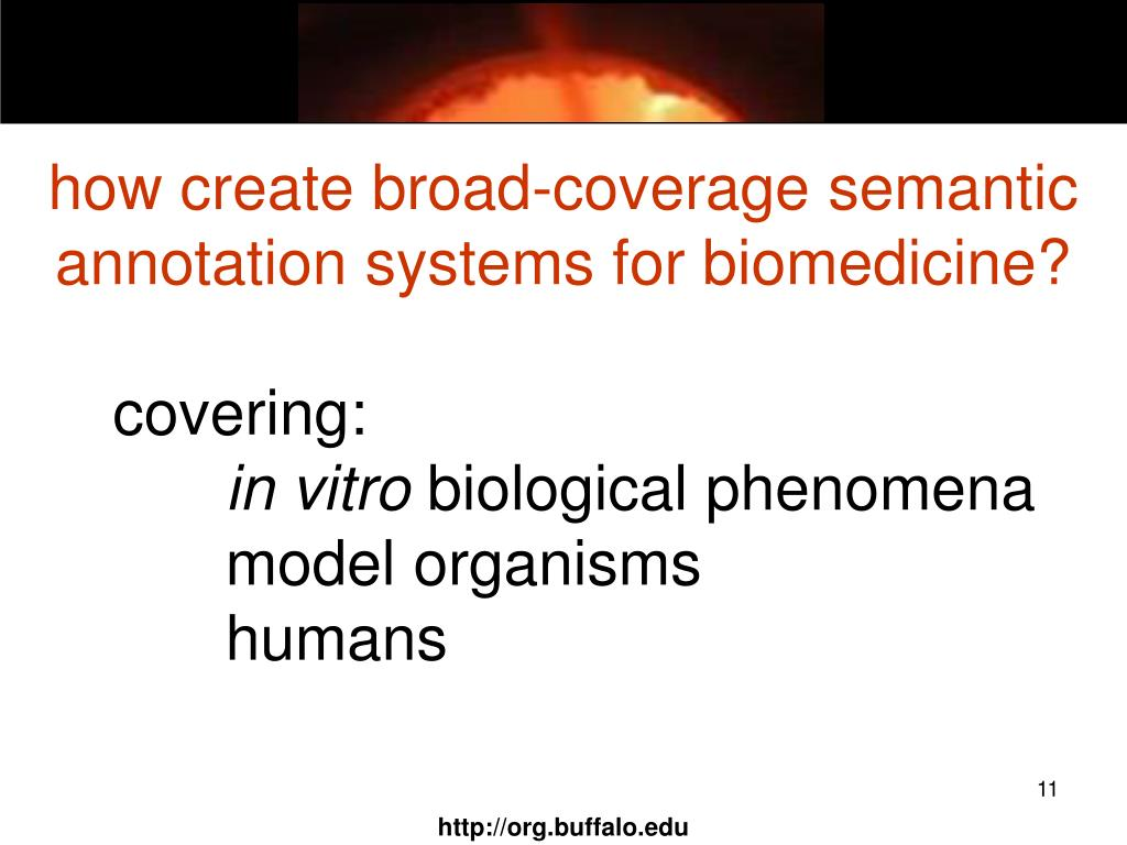 how create broad-coverage semantic annotation systems for biomedicine?