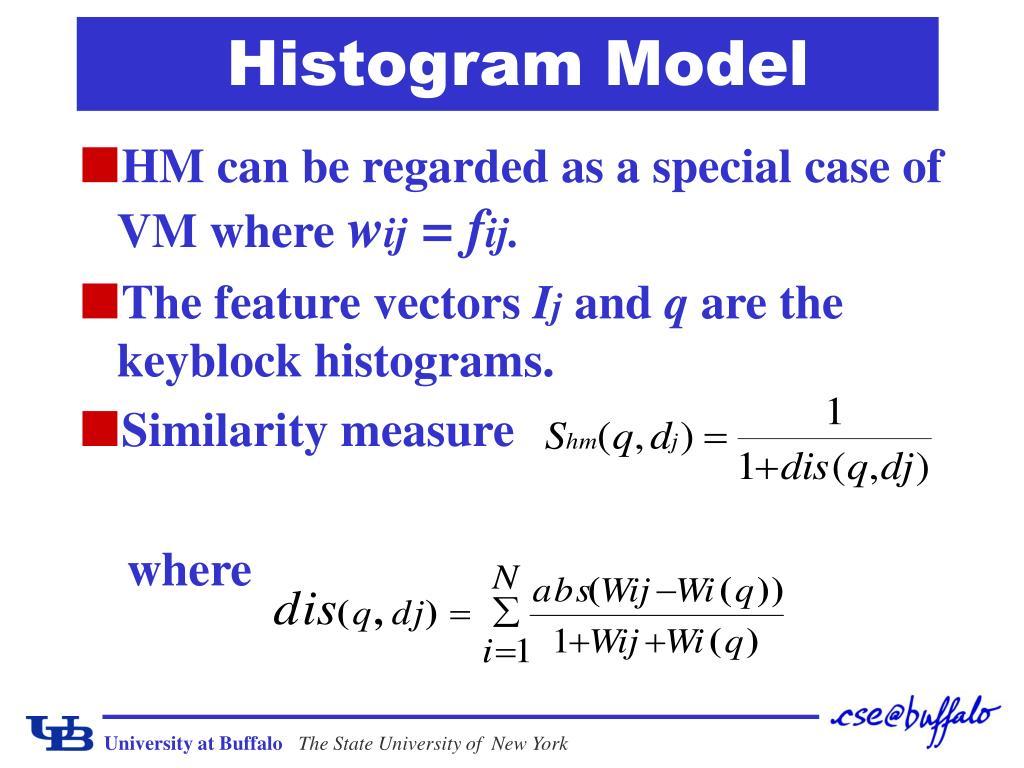 Histogram Model