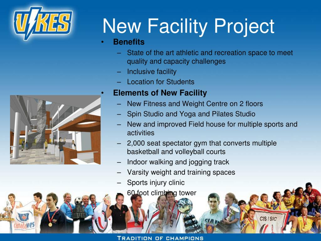 New Facility Project