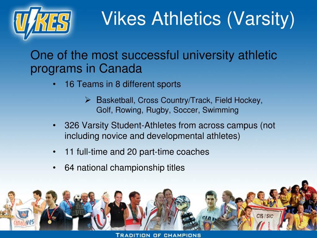Vikes Athletics (Varsity)
