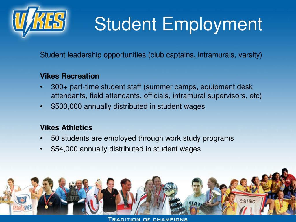 Student Employment
