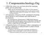 1 componenttechnology org