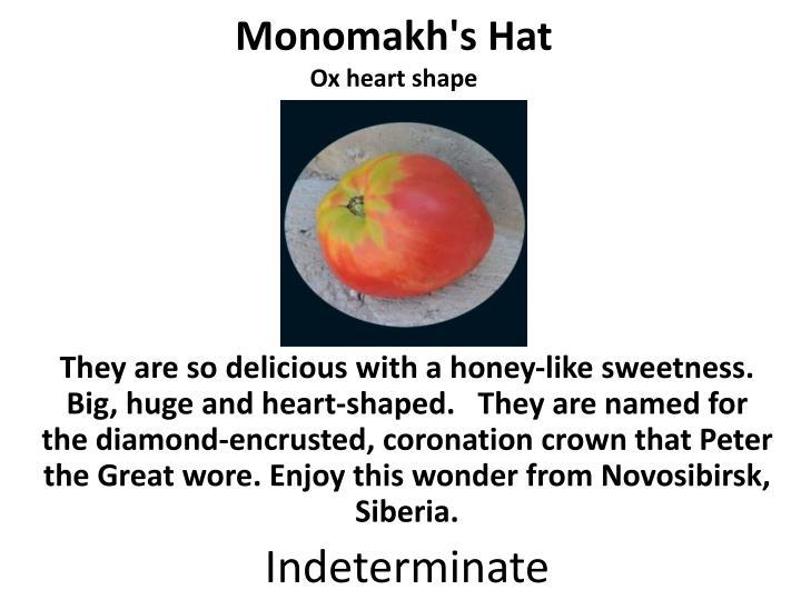 Monomakh's