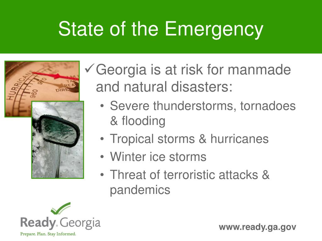 State of the Emergency