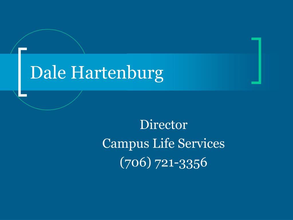 Dale Hartenburg
