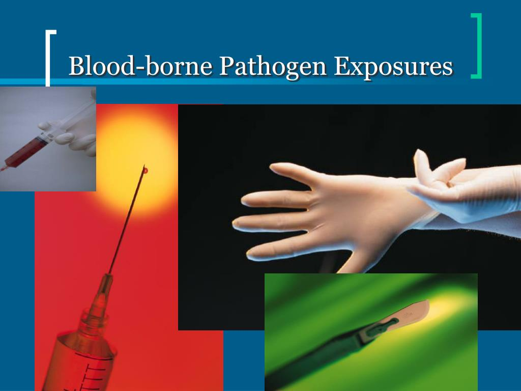 Blood-borne Pathogen Exposures