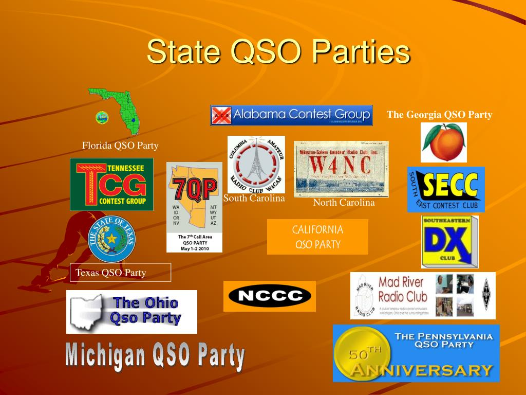 State QSO Parties