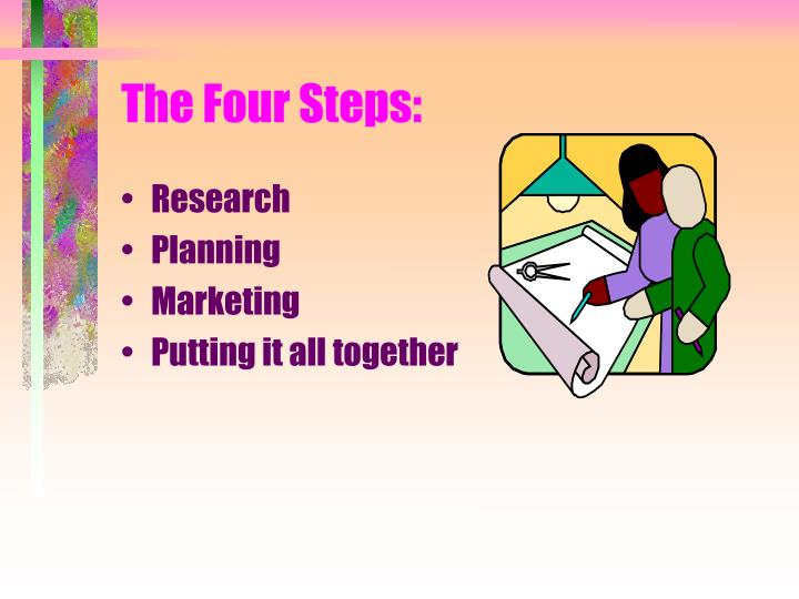 The Four Steps: