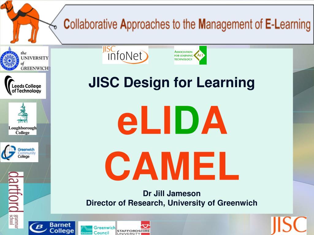 JISC Design for Learning