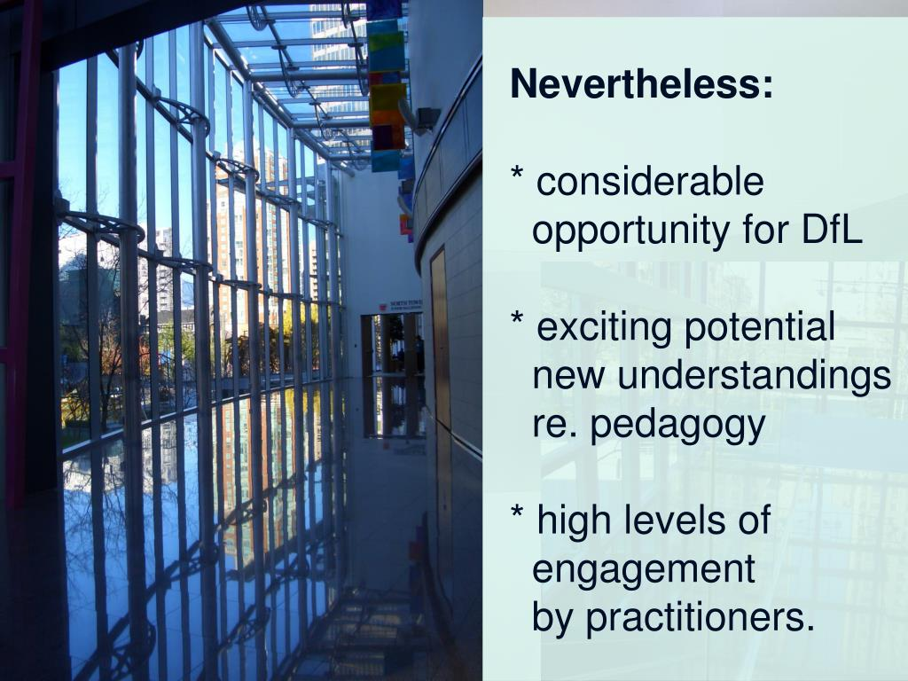 Nevertheless: