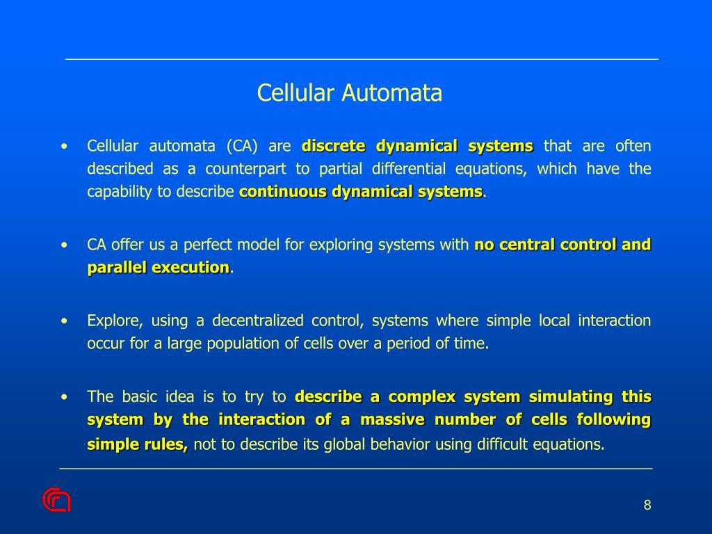 Cellular Automata