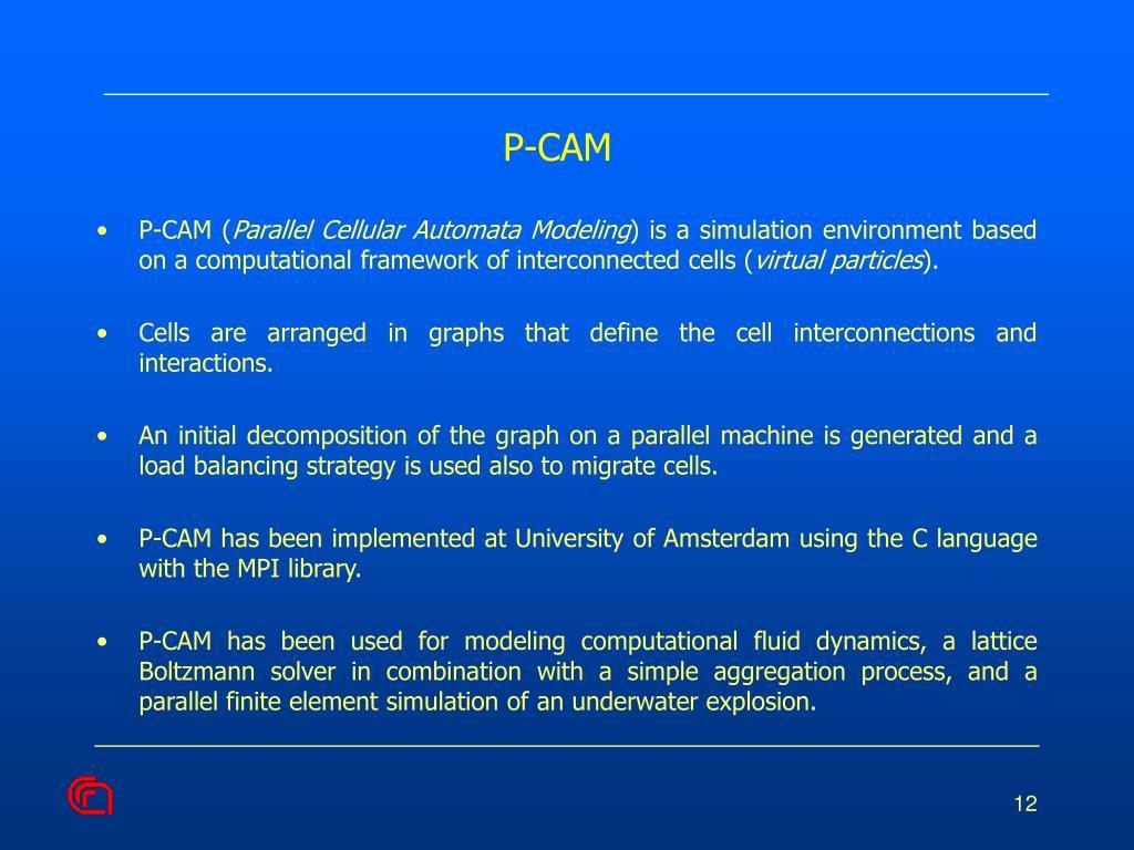 P-CAM