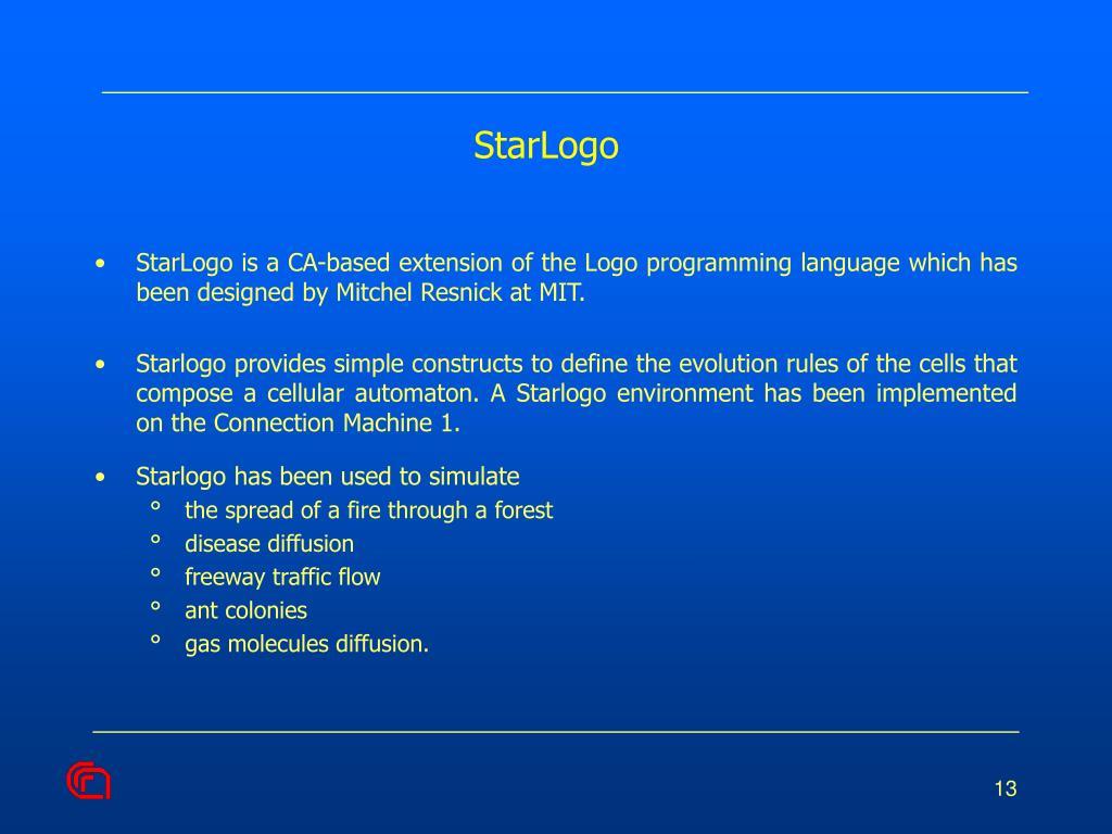 StarLogo
