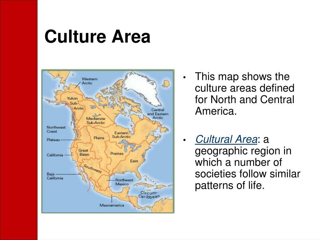 Culture Area