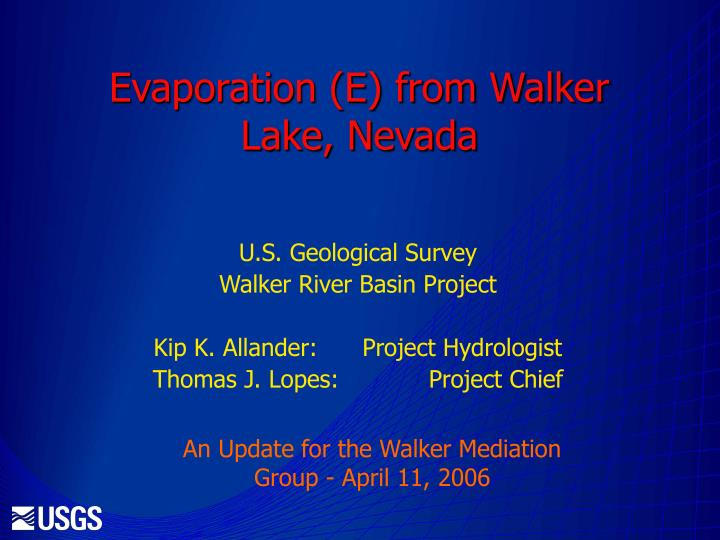 Evaporation e from walker lake nevada l.jpg