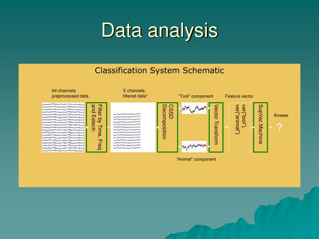Classification System Schematic