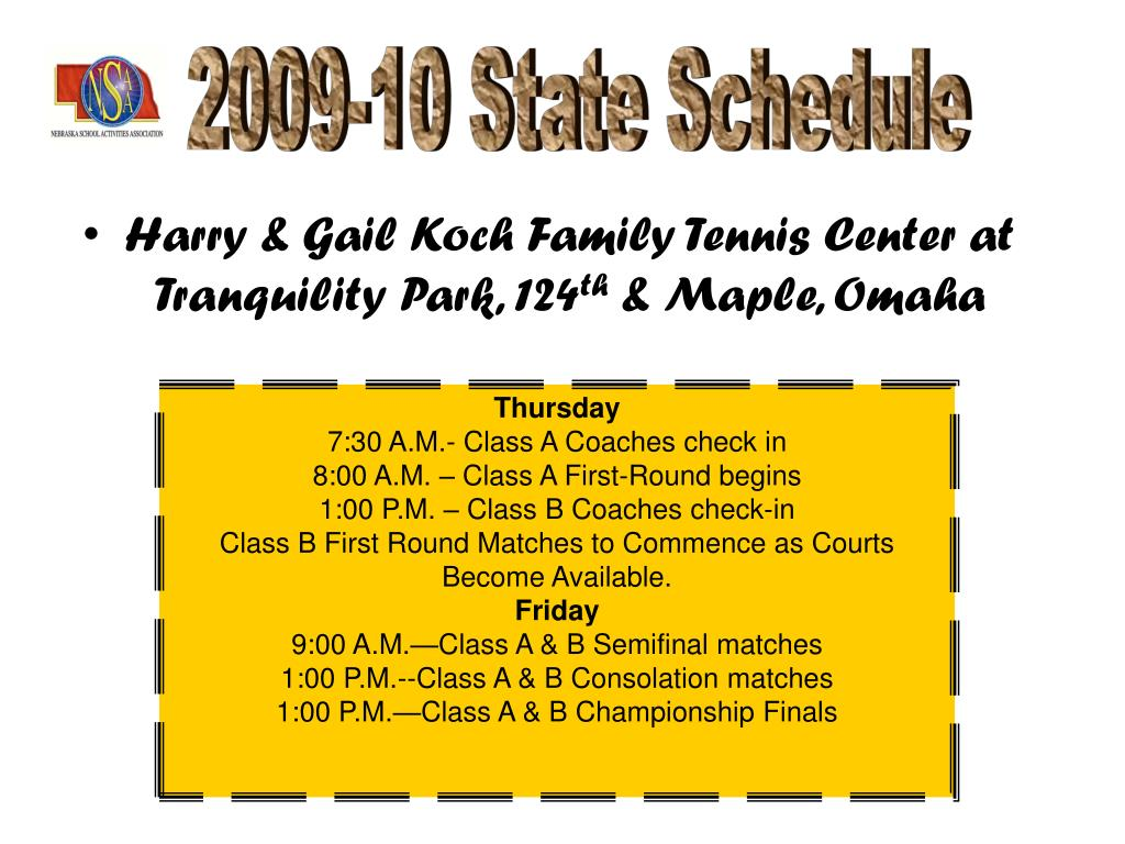Harry & Gail Koch Family Tennis Center at Tranquility Park, 124