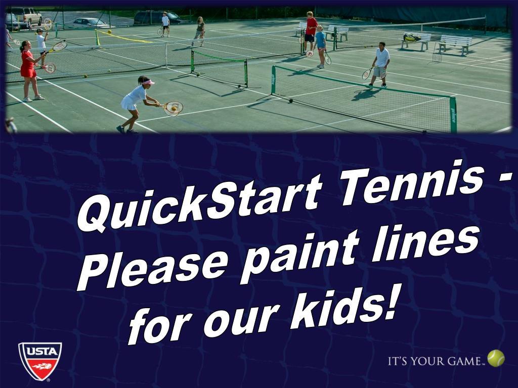 QuickStart Tennis -