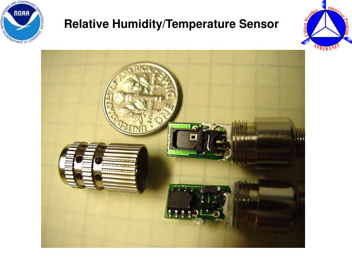 Relative Humidity/Temperature Sensor