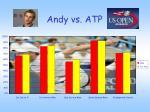 andy vs atp