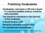 publishing vocabularies28